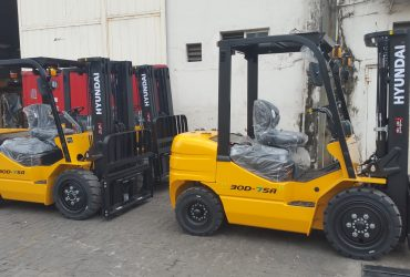 3 Tons brand new Hyundai forklift