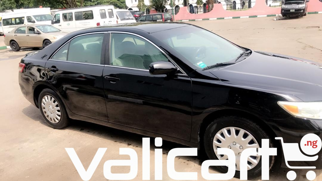 Toyota Camry 2010 Foreign Used