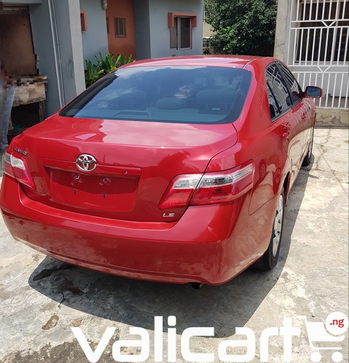 TOYOTA CAMRY MUSCLE